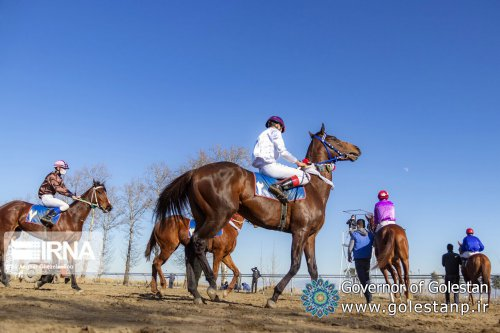 Final day of Horse Races in Gonbad-e Kavus