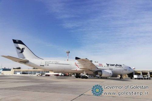 Gorgan-Aktau flights to resume on April 1