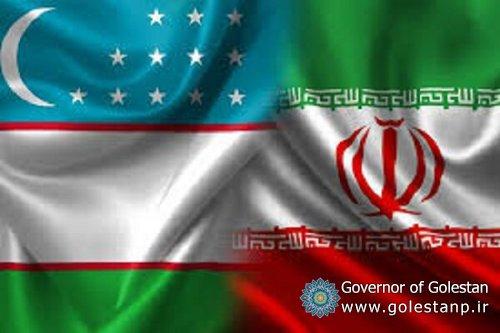 Iran-Uzbekistan trade relations to expand: official