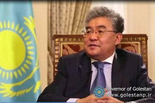 Envoy hails Iran-Kazakhstan amicable ties throughout history